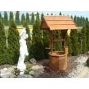 Studnia drewniana STD 3