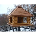 Karmnik dla ptaków z zasypem  KKD.J.P XXL