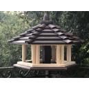 Karmnik dla ptaków z zasypem KSP  Z.C. XXL